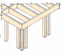 How to build a contemporary pergola, plans, step by step guide and more...