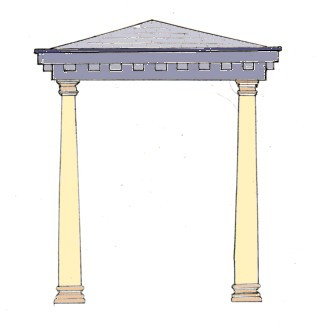How to build a Tuscan Arbor, including plans, material list, tips from the experts and more...