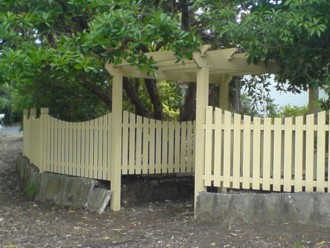 Picket Fence design