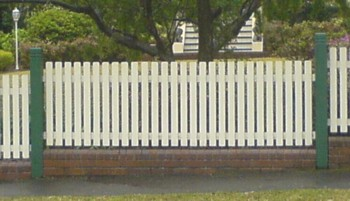 How to Build a Custom Picket Fence : How-To : DIY Network
