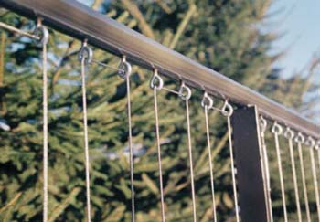 All Day Fencing Stainless Steel Wire Balustrades And