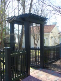All Day Fencing Pergolas Gazebos Arbors 1300 633 623