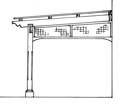 Easy to follow construction guide for lean to pergolas