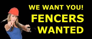 Fencers Wanted