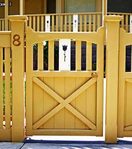 Guide to building doors and gates