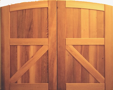 Diy Wooden Gates