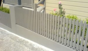 All Day Fencing Timber Picket Fences And Gates