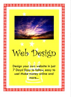 Web Design in 7 days!