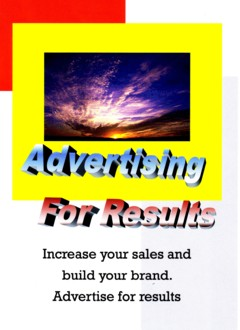 Make the most of your advertising